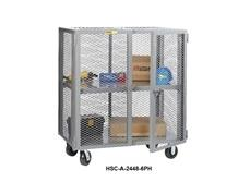 ALL-WELDED INDUSTRIAL DUTY SECURITY TRUCK