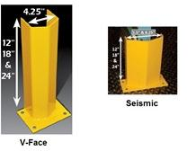 TRADITIONAL V-FACE POST PROTECTORS
